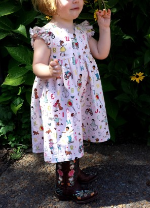 Made By Rae Geranium Dress