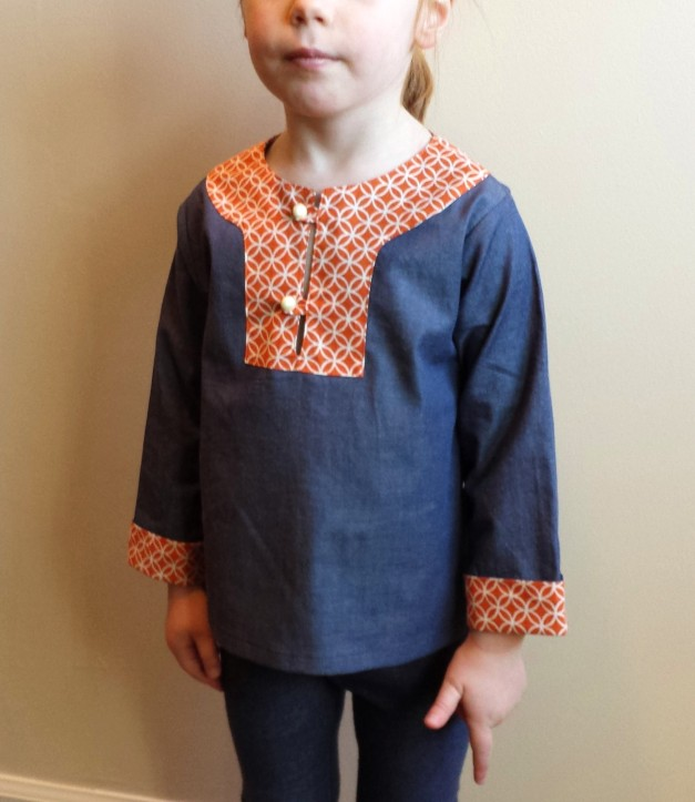 Made By Rae, Charlie Tunic