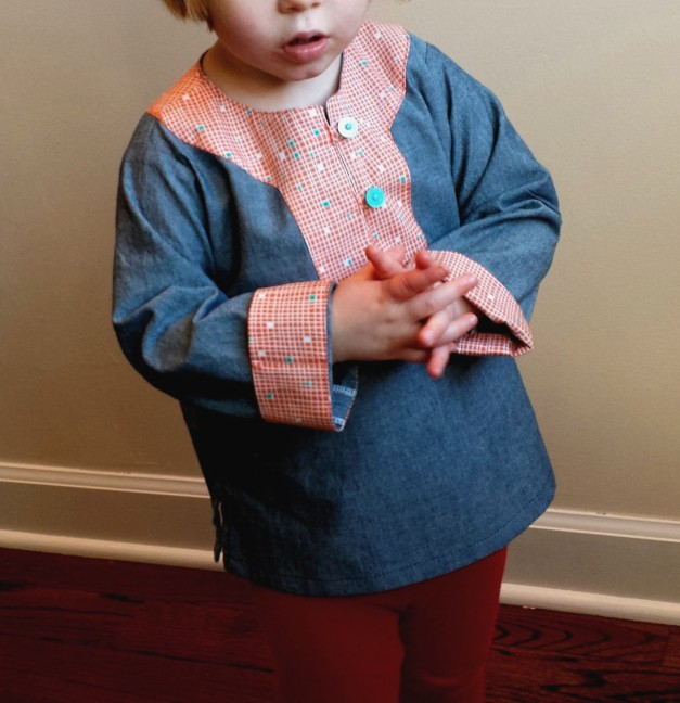 Made By Rae, Charlie Tunic, Indelible