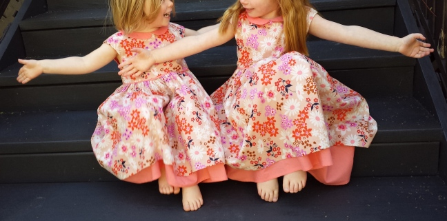 Caroline Party Dress, Mouse House Creations