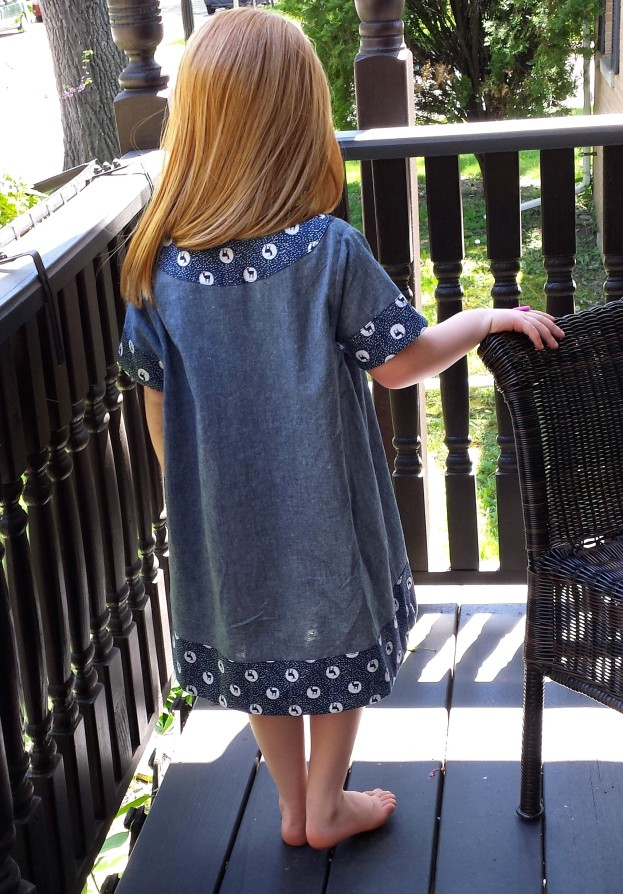 Made By Rae Charlie Tunic Dress