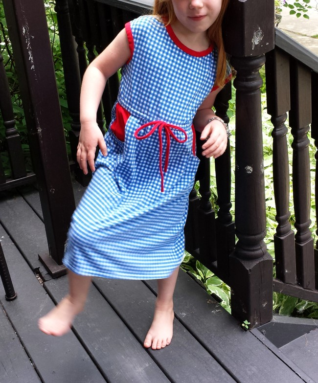 Lulu Dress Craftiness Is Not Optional