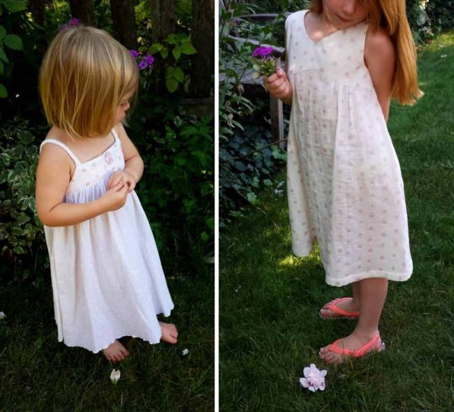 Figgy's Zephyr Sundress Happy Homemade Sew Chic Kids