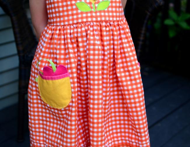 Puperita Petite Fille Style Dress