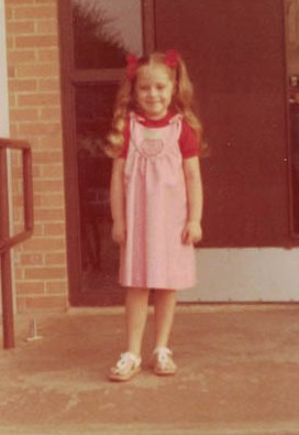 First Day of School 1978a