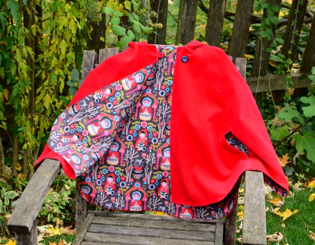 Oliver + S, Little Things to Sew, Red Riding Hood